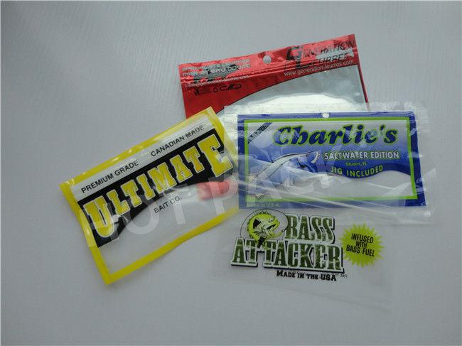 custom printed fishing lures